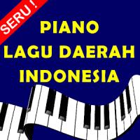 Piano Lagu Daerah Indonesia