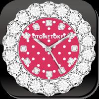 OTOMETOKEI WORLD QLOCK für Dot