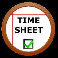 Simple TimeSheet