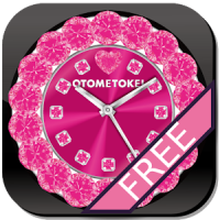 [Free]CUTE QLOCK Pink Diamond