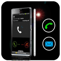 Flash Alerts on Call & SMS