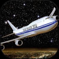Flight Simulator Night NY HD