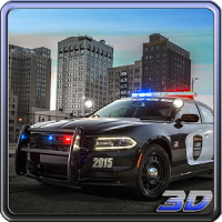 Police Car Cop Transport