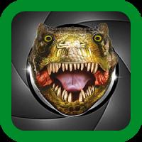 Dinosaur Camera Sticker Maker