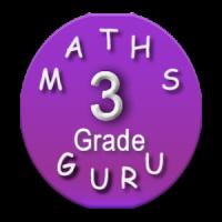 Third Grade Kids Math Guru