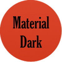 Material Dark Icon Pack