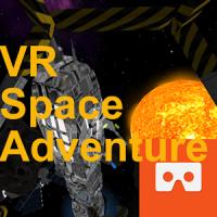 VR Space Adveture Cardboard
