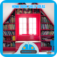 Home Book Shelf Ideas