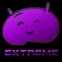 JB Extreme Launch Theme Purple