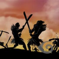Ngā Atua Māori:Book Three-Te Pakanga i Te Paerangi