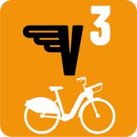 V3, le vélo libre service TBM