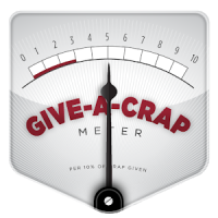 Crap-o-Meter (Prank) - Diss 'n' Gauges