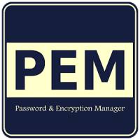 PEM - Password and Encryption