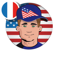 John, the American voice (French)