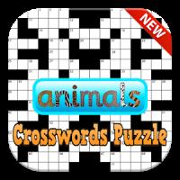 Cross Words Puzzle Animal