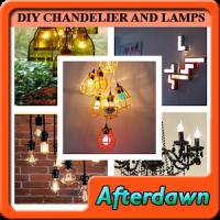 DIY-Leuchter und Lampen