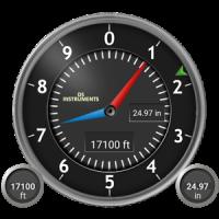 Altimeter & Altitude Widget
