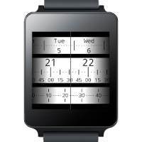Meter Watch Face for Wear
