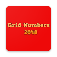 Grid numbers game time pass puzzle