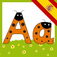 Spanish Alphabets Vocabulary