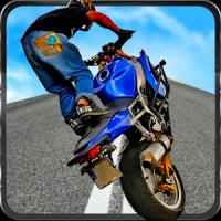 Moto Madness Stunt Race