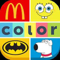 Colormania - Farbe des Logos