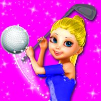 Princesse Cendrillon Mini Golf