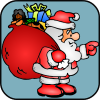 Santa Games For Free For Kids