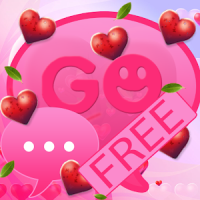 Valentine Heart for GO SMS Pro