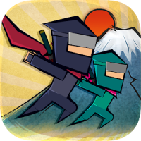 Ninja Hop! Extreme hard action