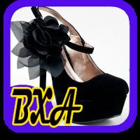 Girl High Heels Design