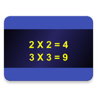 Multiplication Tables 1 to 10