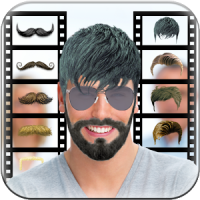 Hair and mustache changer