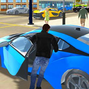 Real City Car Driver