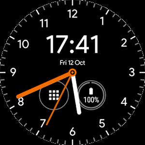 A/D Watchface